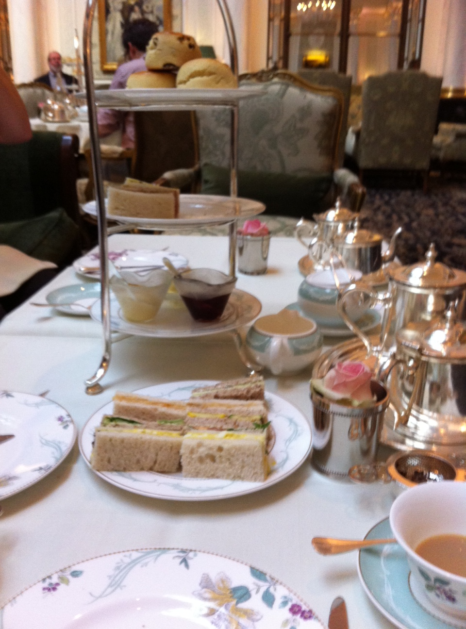 Buckingham Palace  Tea At The Savoy And The National Trust