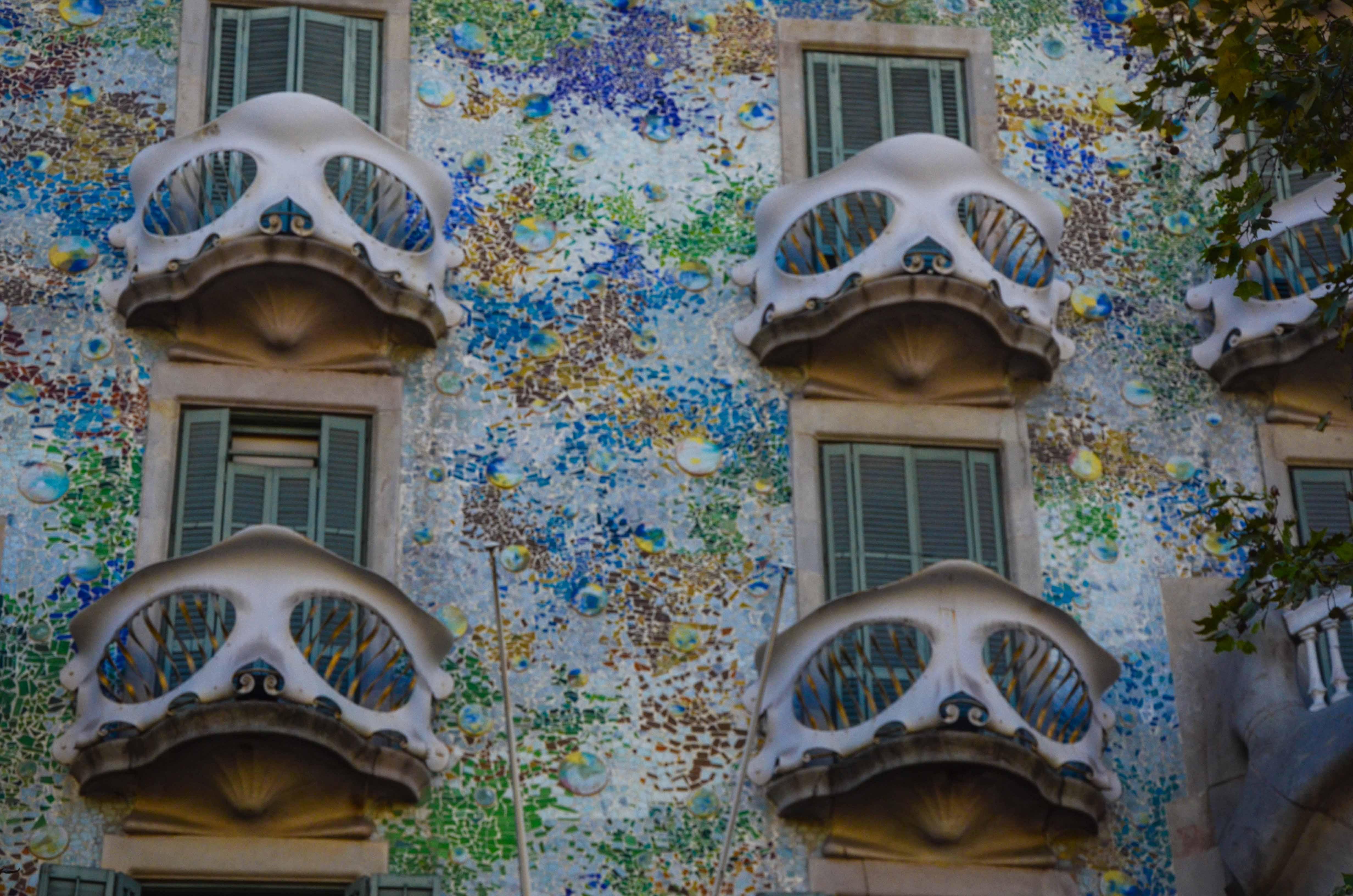 My Barcelona heritage weekend – A Dartmoor blog