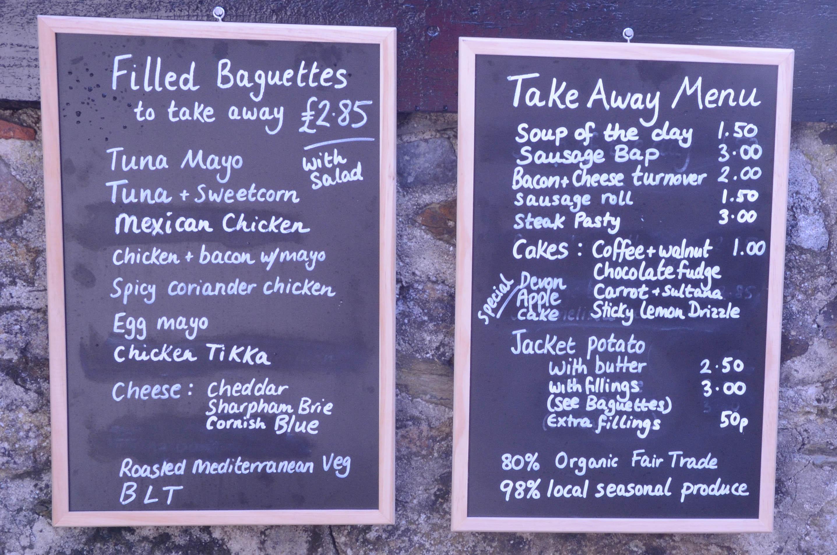 Home Farm Cafe Parke Bovey Tracey A Dartmoor Blog