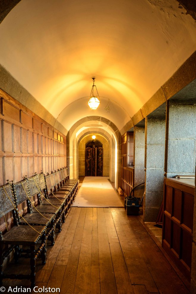 Nursery corridor