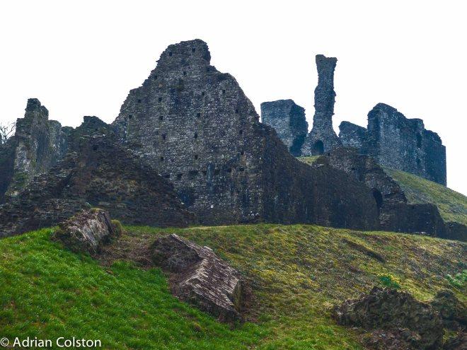 Okehampton Castle 4