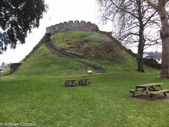 Totnes Castle 2