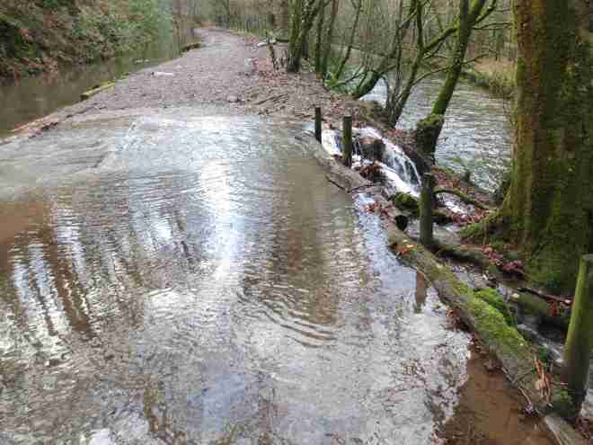 Plym Bridge Canal