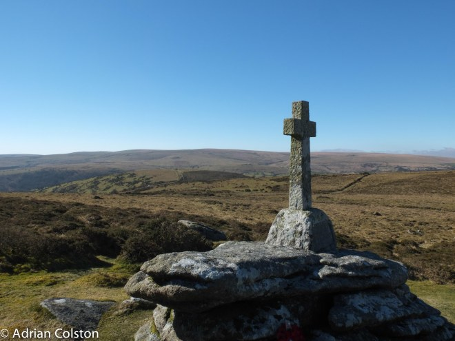 Corndon Cross