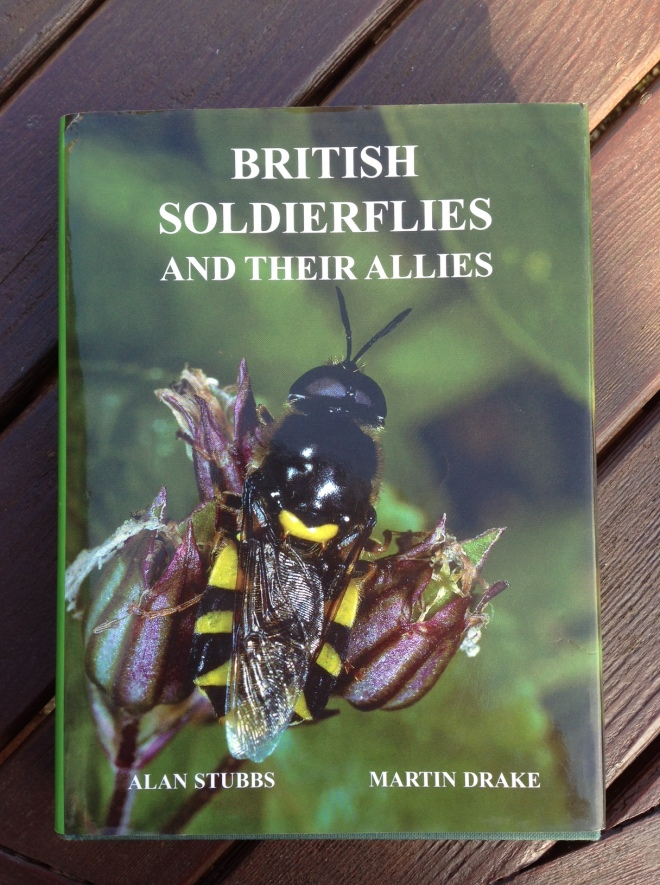 Soldierfly book