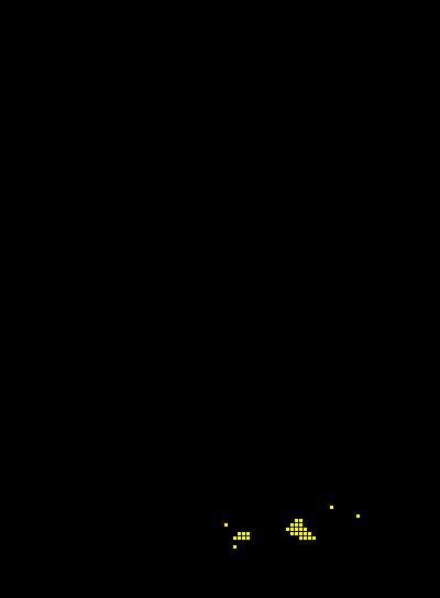 Wood cricket map