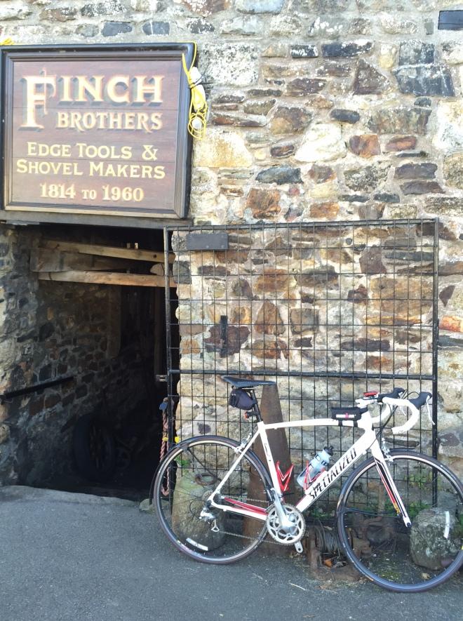 Bike Sticklepath