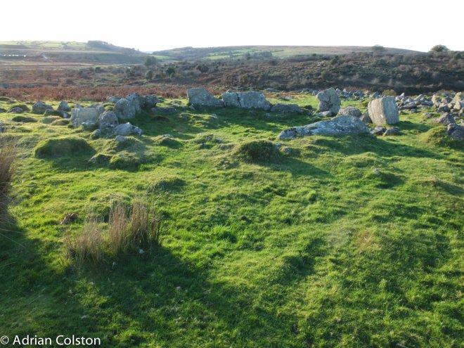 Bronze Age Hut