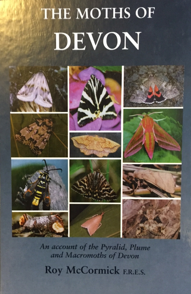 Moths of Devon