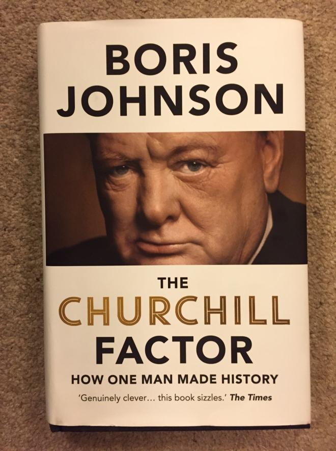 Johnson - Churchill