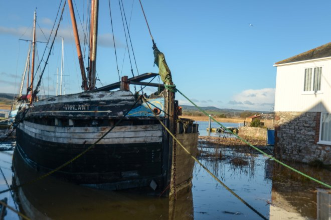 Topsham high tide 2