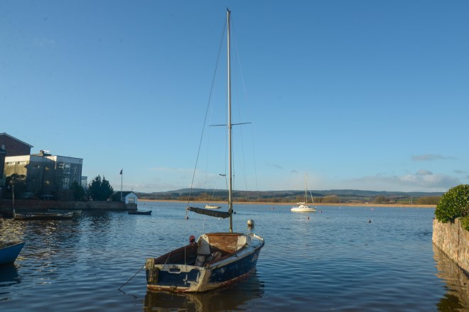 Topsham high tide 3