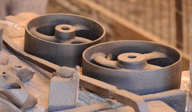 Finch wheels