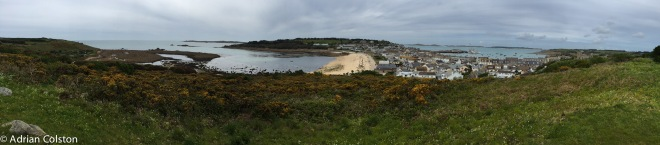 Scilly panorama