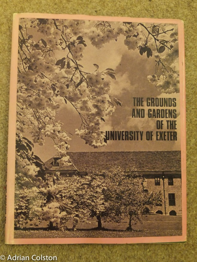 Exeter Uni book