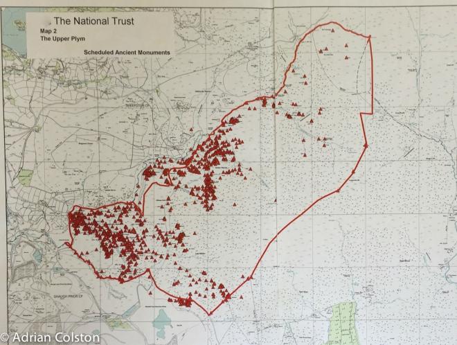 SAM map