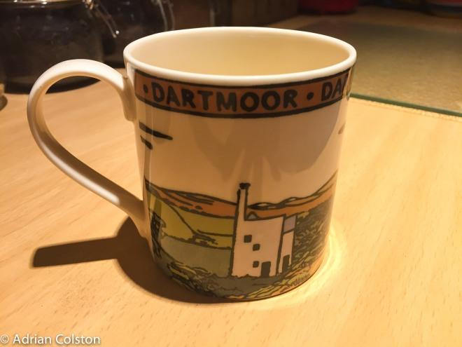 Wheal Betsy Mug