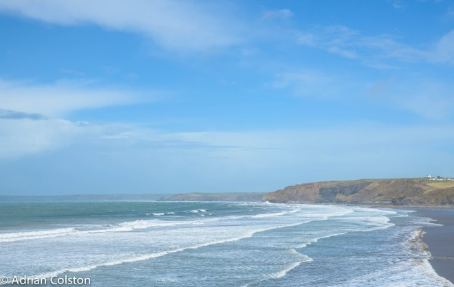 Little Haven - Broad Haven beach 2
