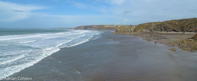 Little Haven - Broad Haven beach