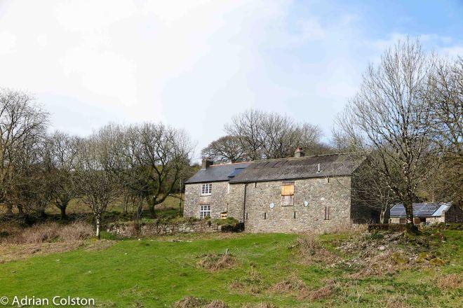 Lower Cadworthy Farm