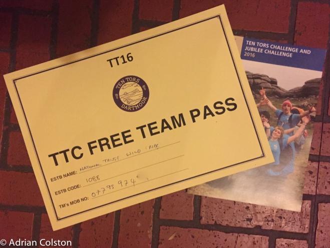 TT pass