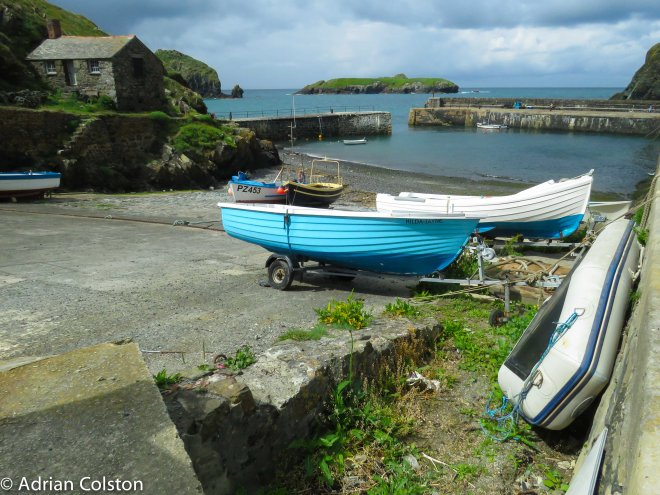 Mullion Harbour 1