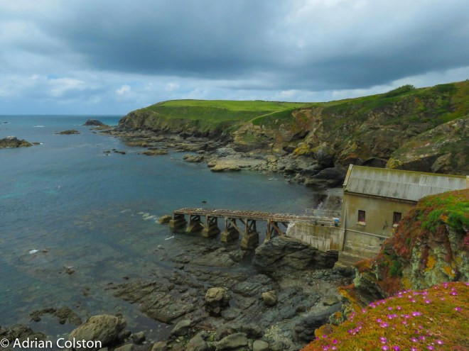 Old Lifeboat station Lizard