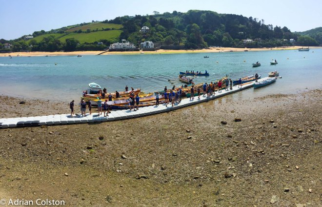 Salcombe Regatta 1