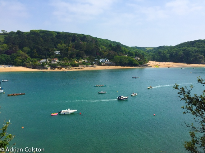 Salcombe Regatta 3