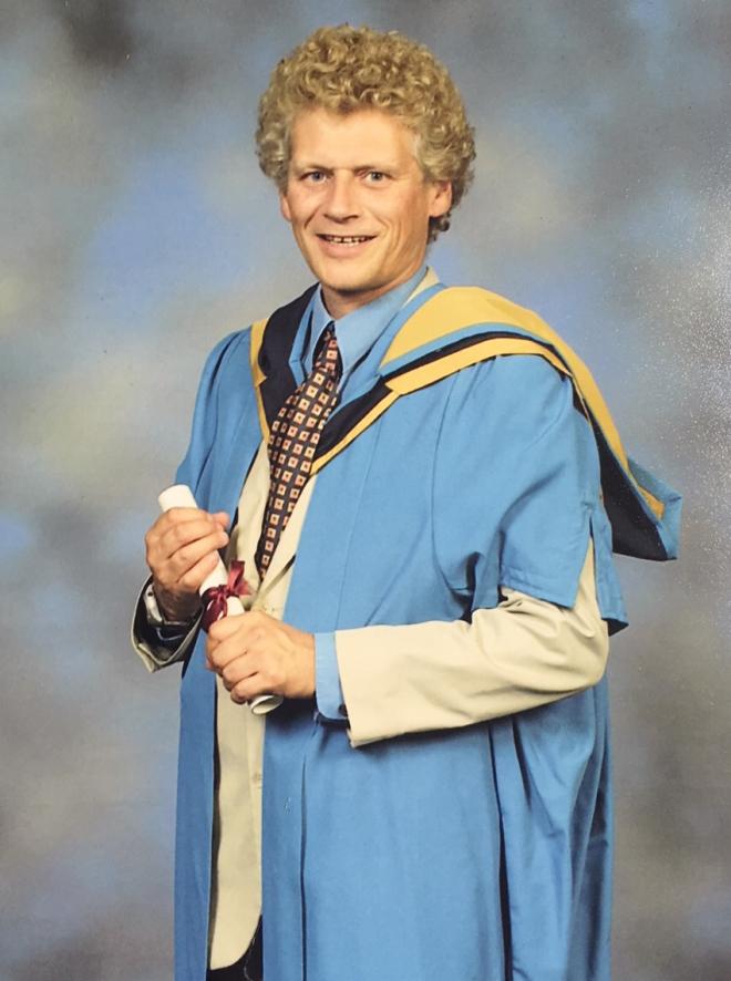 AC MBA Graduation