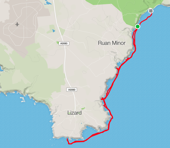Kennack to Lizard Point