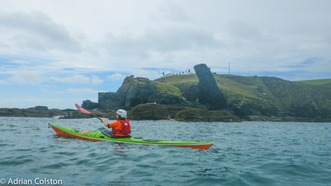 Sea Kaying Cornwall 20