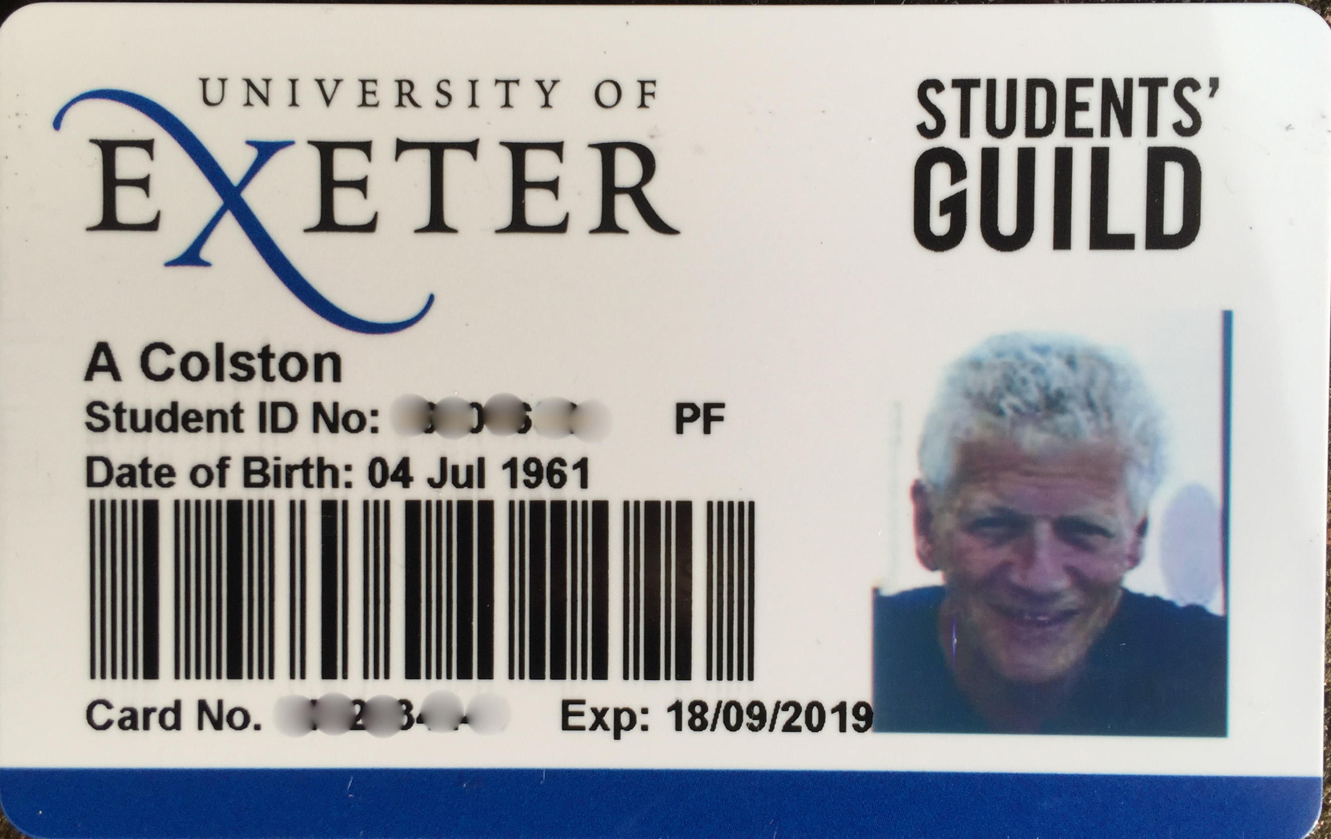 essays on id cards Eter munjishili ma student id cards obvious step forward in essay misguided zeal of the privacy lobby alan ehrenhalt , who develops the idea that id,.