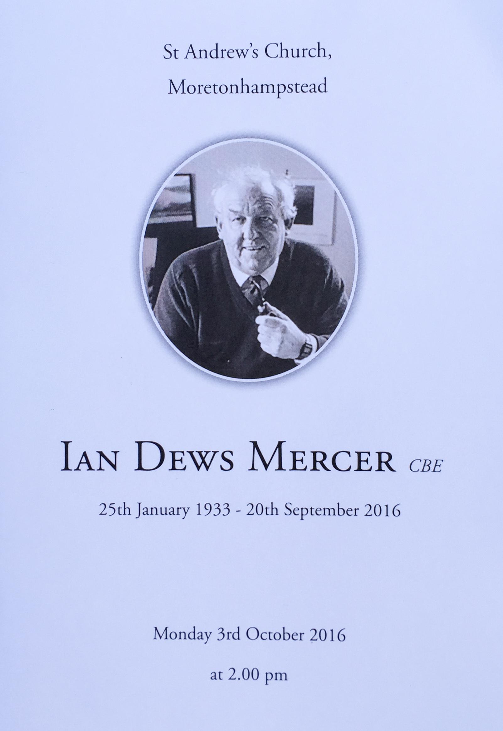 Image Result For Ian Park Mercer