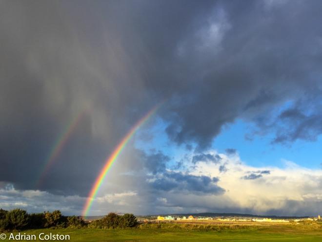 dawlish-warren-rainbow