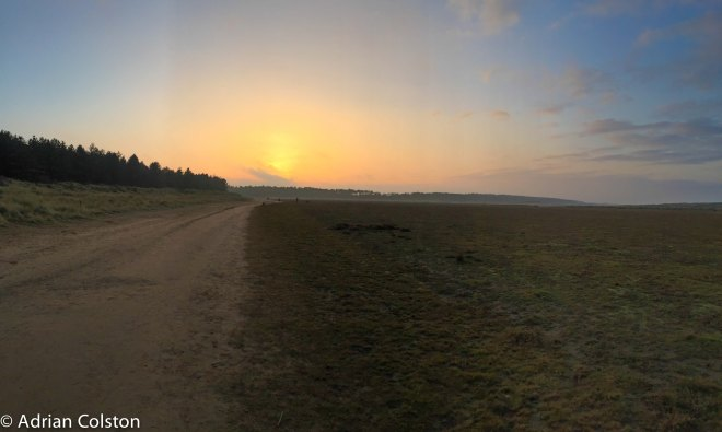 holkham-sunset
