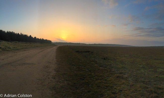holkham-sunset